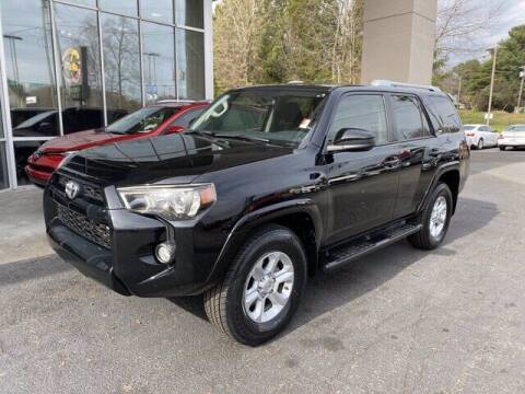 2017 Toyota 4Runner for sale at Credit Union Auto Buying Service in Winston Salem NC