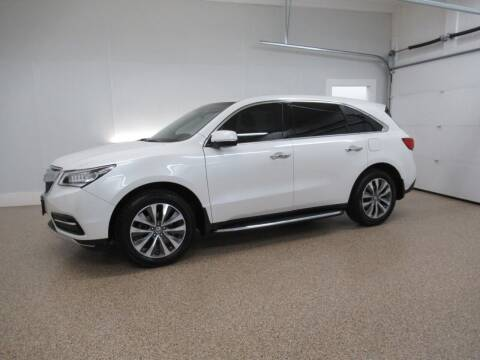 2014 Acura MDX for sale at HTS Auto Sales in Hudsonville MI