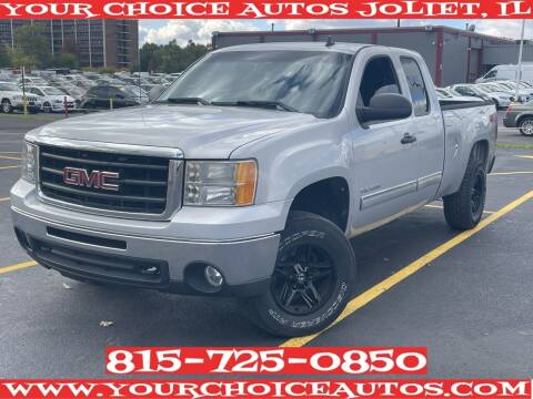 2011 GMC Sierra 1500 for sale at Your Choice Autos - Joliet in Joliet IL