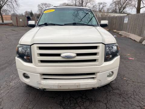 2007 Ford Expedition EL for sale at Pay Less Auto Sales Group inc in Hammond IN