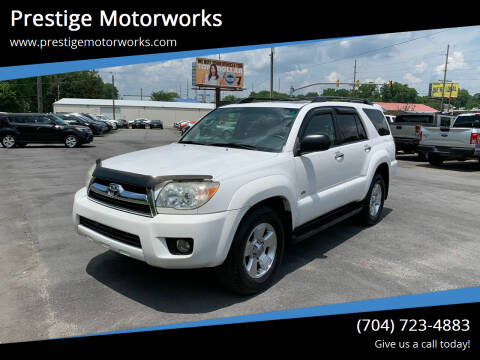 2009 Toyota 4Runner for sale at Prestige Motorworks in Concord NC