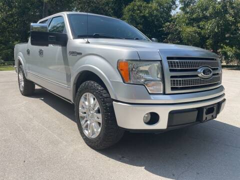 2010 Ford F-150 for sale at Thornhill Motor Company in Lake Worth TX