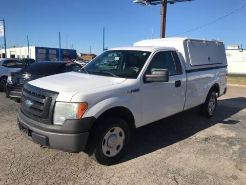 2009 Ford F-150 for sale at Superior Used Cars LLC in Claremore OK