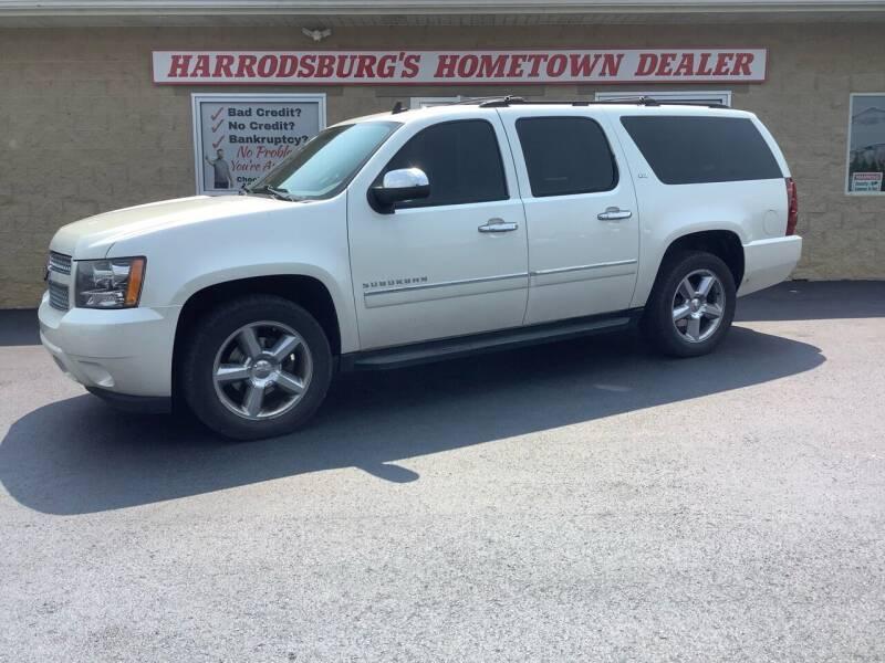 2011 Chevrolet Suburban for sale at Auto Martt, LLC in Harrodsburg KY