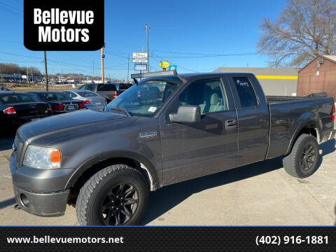 2008 Ford F-150 for sale at Bellevue Motors in Bellevue NE