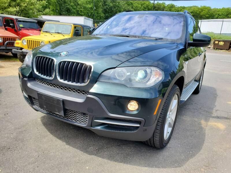 2010 BMW X5 for sale at MX Motors LLC in Ashland MA