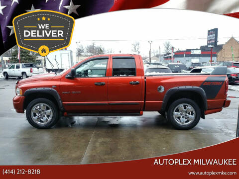 2005 Dodge Ram Pickup 1500 for sale at Autoplex Milwaukee in Milwaukee WI