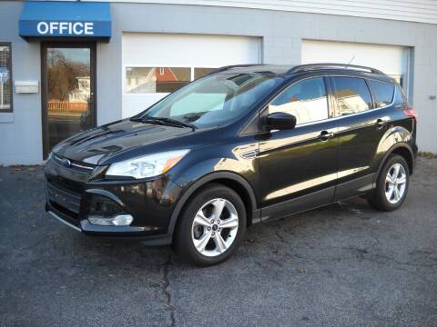 2015 Ford Escape for sale at Best Wheels Imports in Johnston RI