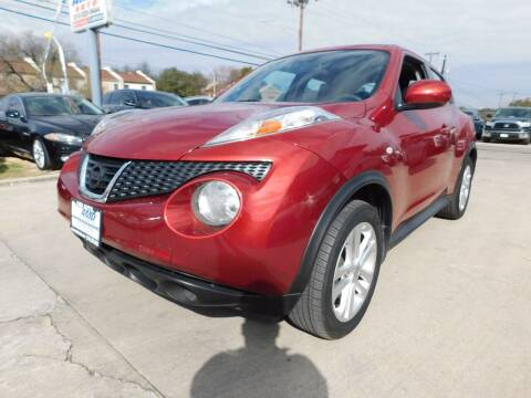2012 Nissan JUKE for sale at AMD AUTO in San Antonio TX