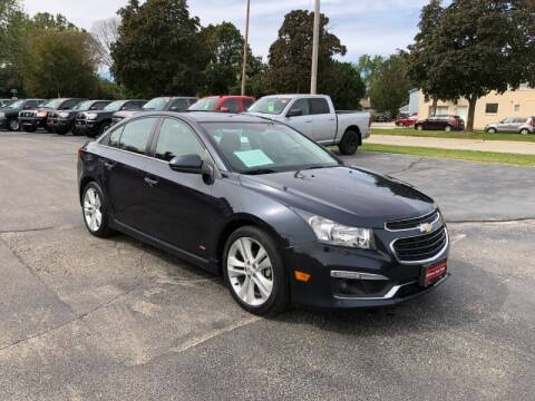2015 Chevrolet Cruze for sale at WILLIAMS AUTO SALES in Green Bay WI