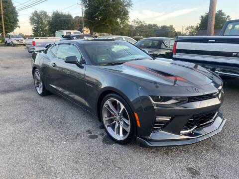 2017 Chevrolet Camaro for sale at Drivers Auto Sales in Boonville NC