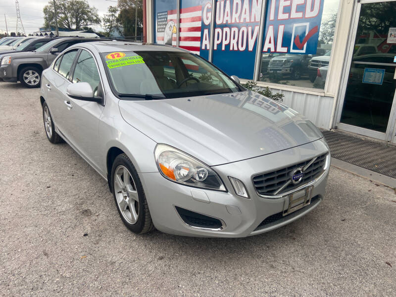 2012 Volvo S60 for sale at Lee Auto Group Tampa in Tampa FL