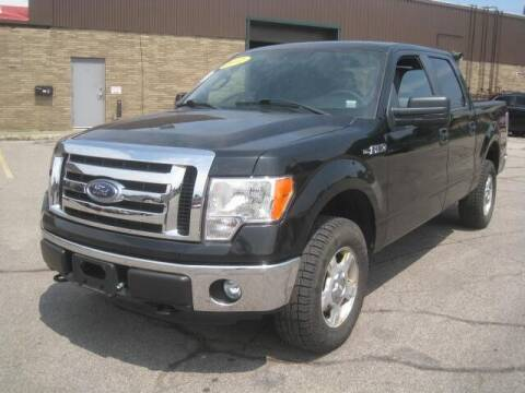 2012 Ford F-150 for sale at ELITE AUTOMOTIVE in Euclid OH