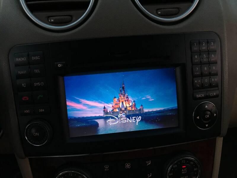2010 Mercedes-Benz M-Class AWD ML 350 4MATIC 4dr SUV - Pompano Beach FL