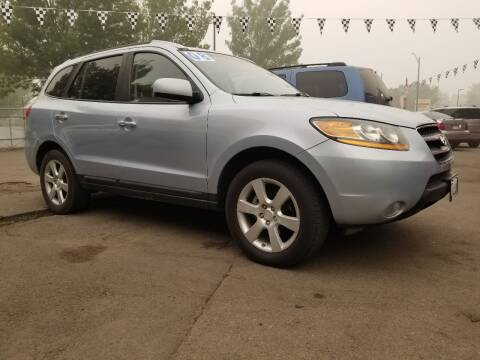 2008 Hyundai Santa Fe for sale at Universal Auto Sales in Salem OR