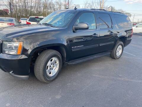 2014 Chevrolet Suburban for sale at Used Car Factory Sales & Service Troy in Troy OH