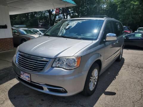 2013 Chrysler Town and Country for sale at New Wheels in Glendale Heights IL