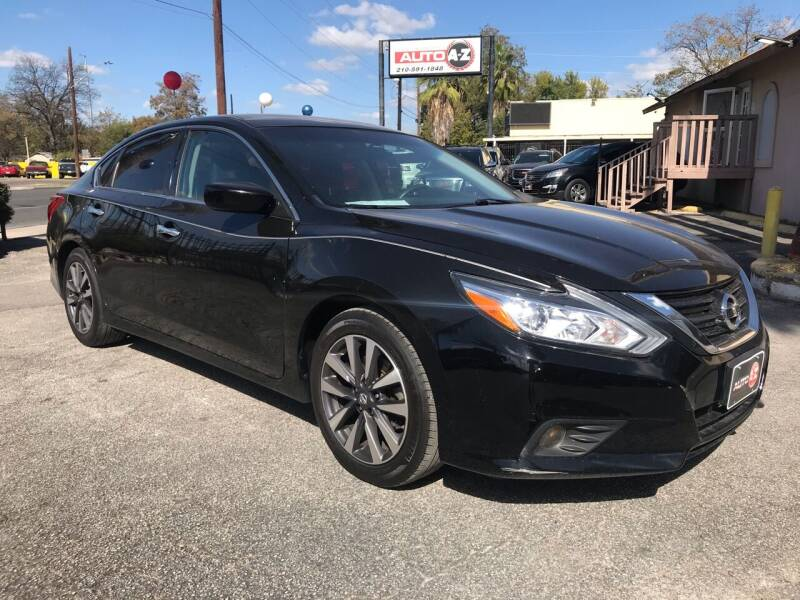 2017 Nissan Altima for sale at Auto A to Z / General McMullen in San Antonio TX