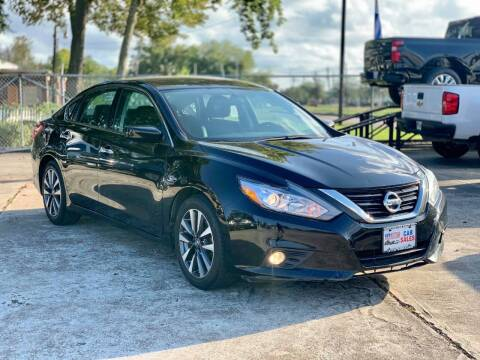 2017 Nissan Altima for sale at USA Car Sales in Houston TX