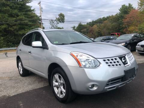 2010 Nissan Rogue for sale at Royal Crest Motors in Haverhill MA
