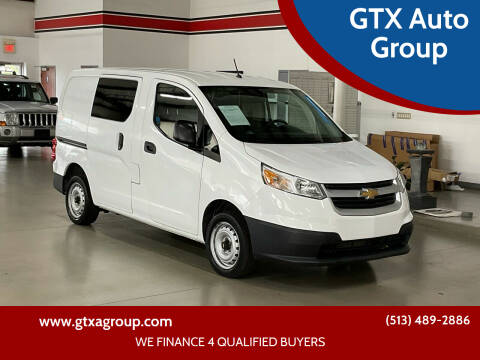 2016 Chevrolet City Express Cargo for sale at UNCARRO in West Chester OH