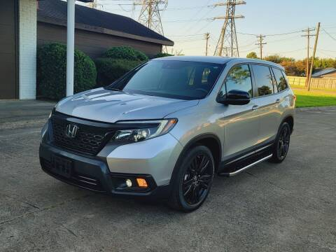 2019 Honda Passport for sale at MOTORSPORTS IMPORTS in Houston TX