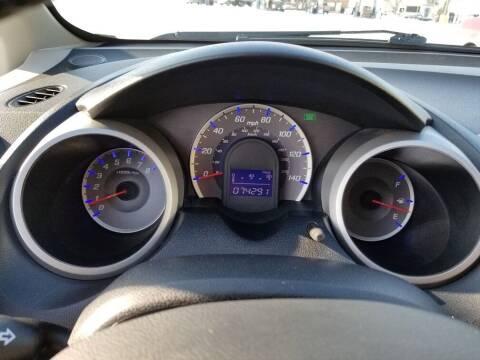 2011 Honda Fit