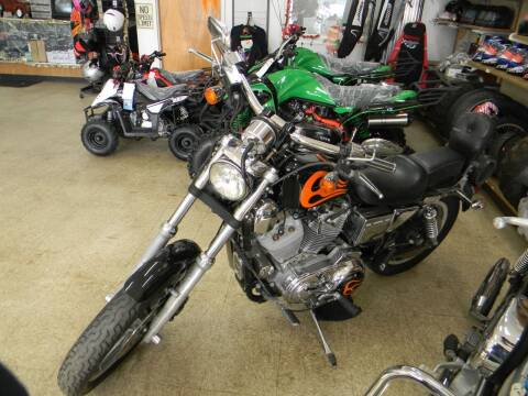 1993 Harley-Davidson Sportster for sale at A C Auto Sales in Elkton MD