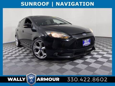2013 Ford Focus for sale at Wally Armour Chrysler Dodge Jeep Ram in Alliance OH