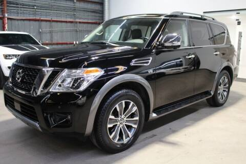2019 Nissan Armada for sale at ESPI Motors in Houston TX