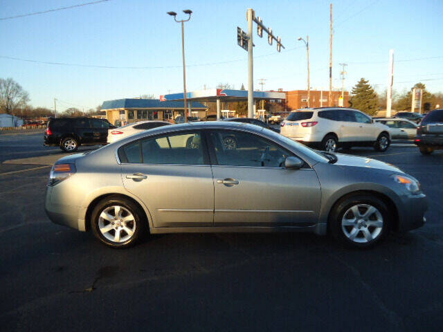 2007 Nissan Altima for sale at Tom Cater Auto Sales in Toledo OH