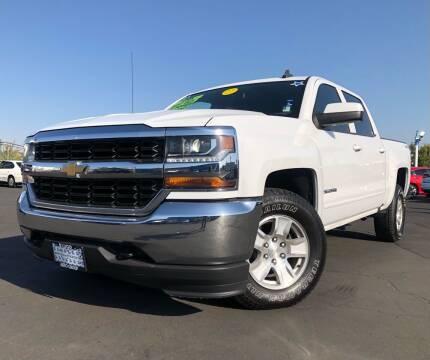 2017 Chevrolet Silverado 1500 for sale at LUGO AUTO GROUP in Sacramento CA