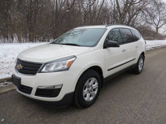 2014 Chevrolet Traverse for sale at EZ Motorcars in West Allis WI