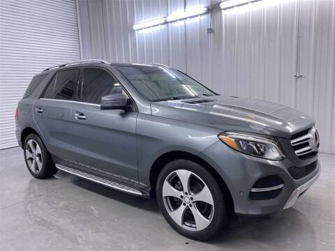 2017 Mercedes-Benz GLE for sale at JOE BULLARD USED CARS in Mobile AL