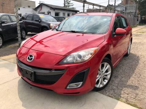 2010 Mazda MAZDA3 for sale at Jeff Auto Sales INC in Chicago IL