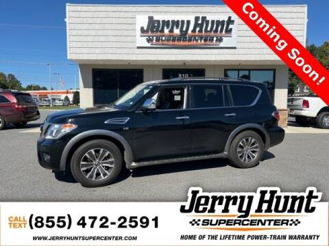2020 Nissan Armada for sale at Jerry Hunt Supercenter in Lexington NC