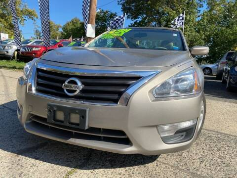 2014 Nissan Altima for sale at Best Cars R Us in Plainfield NJ