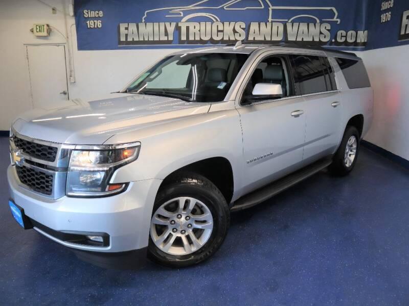 2018 Chevrolet Suburban for sale in Denver, CO