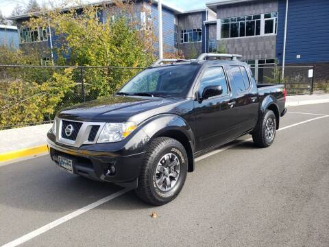 2018 Nissan Frontier for sale at Painlessautos.com in Bellevue WA