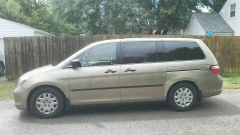 2005 Honda Odyssey for sale at REM Motors in Columbus OH