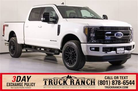 2019 Ford F-350 Super Duty for sale at Truck Ranch in American Fork UT