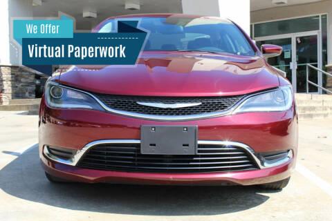 2016 Chrysler 200 for sale at Xtreme Lil Boyz Toyz in Greenville SC