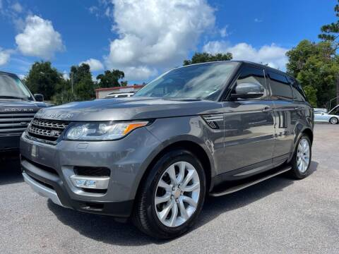 2014 Land Rover Range Rover Sport for sale at Upfront Automotive Group in Debary FL