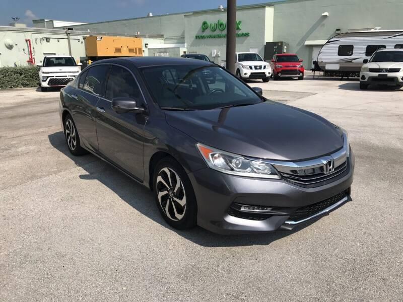 2016 Honda Accord for sale at Key West Kia in Key West Or Marathon FL