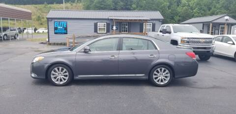 2012 Toyota Avalon for sale at Elite Auto Brokers in Lenoir NC