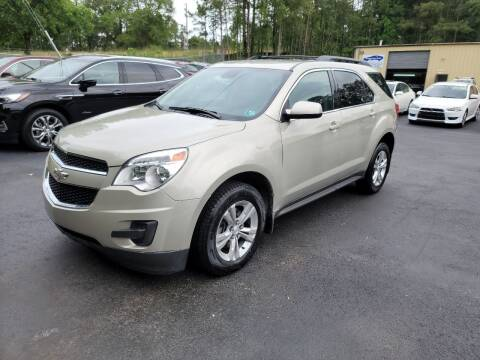 2013 Chevrolet Equinox for sale at GA Auto IMPORTS  LLC in Buford GA