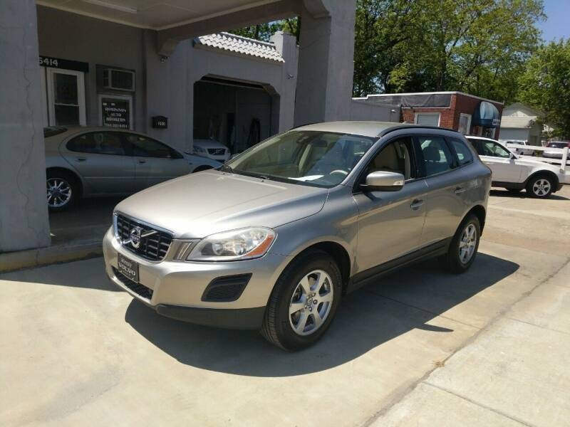 2012 Volvo XC60 for sale at ROBINSON AUTO BROKERS in Dallas NC