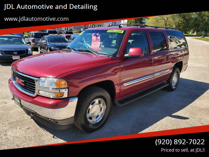 2006 GMC Yukon XL for sale in Plymouth, WI