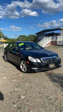 2012 Mercedes-Benz E-Class for sale at Best Cars Auto Sales in Everett MA