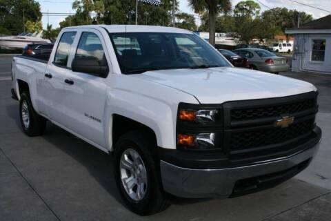 2014 Chevrolet Silverado 1500 for sale at Mike's Trucks & Cars in Port Orange FL